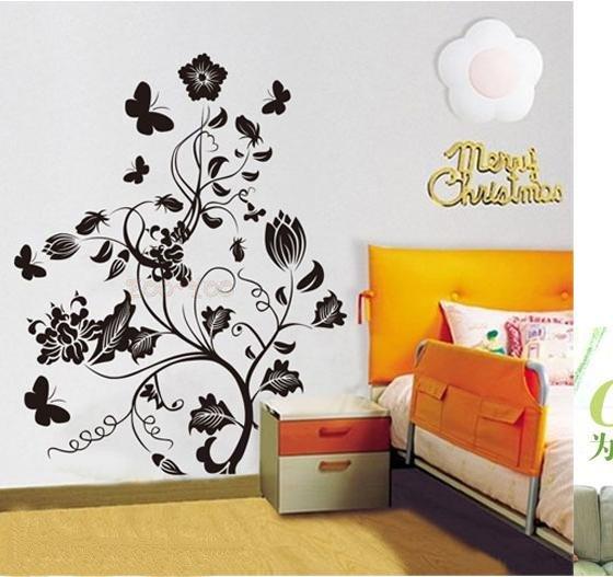 Декоративные цветы на стену купить