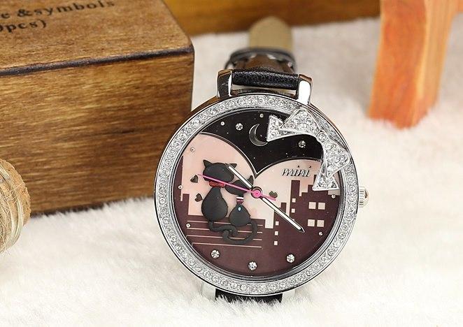 Купить Часы Mini Watch Torso - Ночные кошки (Киев) из раздела Часы наручные: 558.98 грн