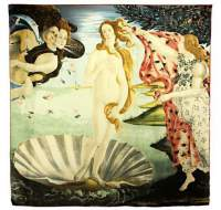Купить Платок  Botticelli's The Birth of Venus, - Шарфы,