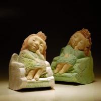 Принцеса. Замріяне чекання. Купить подарок на 8 марта. Раздел керамические статуэтки