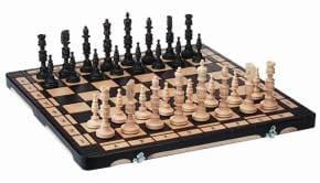 подарок на 23 феврая, 6 декабря, 14 октября - шахматы